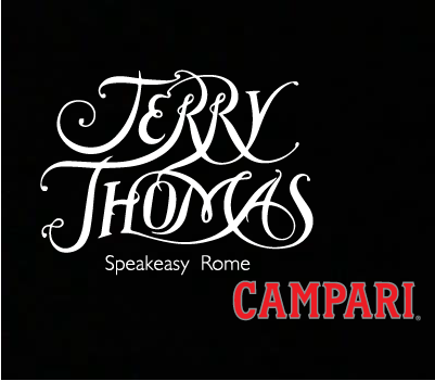 Jerry Tomas by CAMPARI
